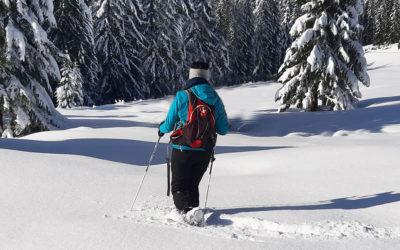 Balades en raquettes en Haute-Savoie